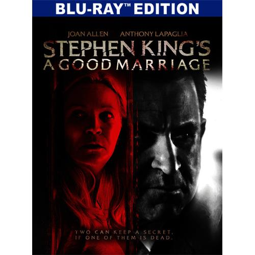 Stephen King's A Good Marriage(BD) BD-25 818522012902