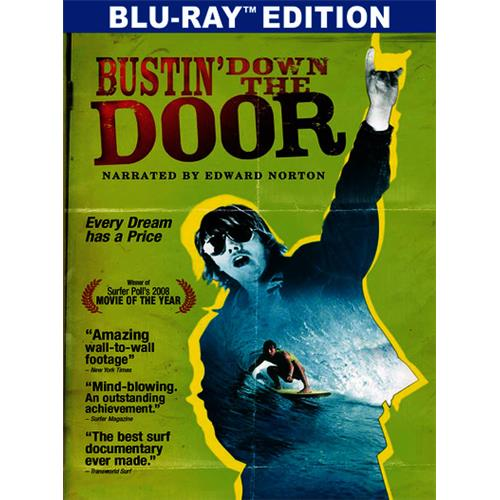 Bustin' Down the Door(BD) BD-25 818522013466