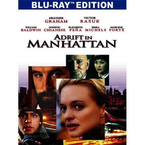 Adrift in Manhattan(BD) BD-25 818522013558