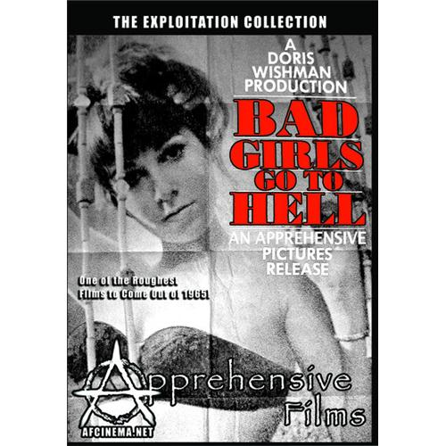 Bad Girls Go To Hell DVD Movie 1965 - Drama Movies and DVDs