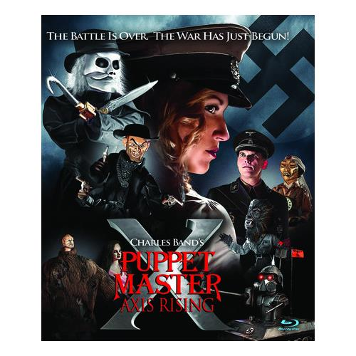 Puppetmaster: Axis Of Evil BD-25 852733001942