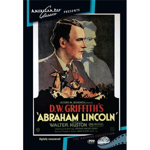 Abraham Lincoln DVD Movie 1930 - Documentary Movies and DVDs