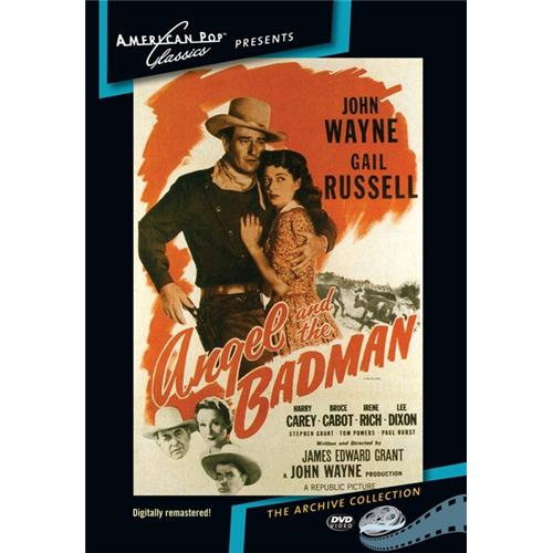 Angel And The Badman DVD Movie 1947 - Drama Movies and DVDs