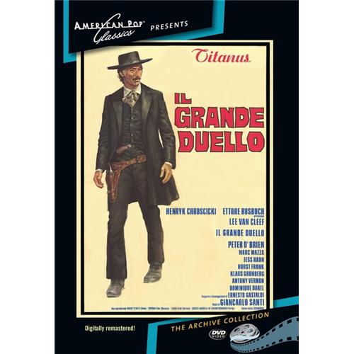 Grand Duel DVD Movie 1972 8.74757E+11