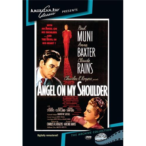 Angel On My Shoulder DVD Movie 1946 - Comedy Movies and DVDs