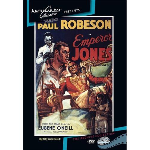 The Emperor Jones DVD Movie 1933 874757025094