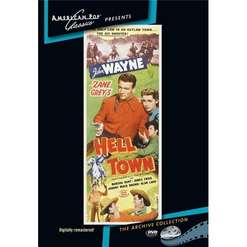 Hell Town DVD Movie 1937 - Drama Movies and DVDs