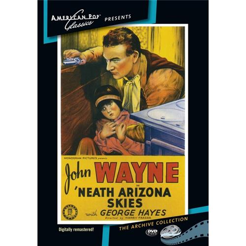 Neath Arizona Skies DVD Movie 1935 8.74757E+11