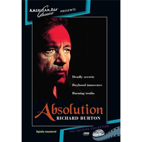 Absolution DVD Movie 1981 - Mystery and Suspense Movies and DVDs