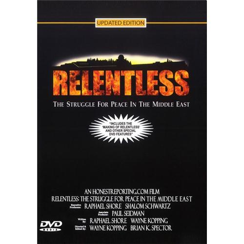 Relentless DVD Movie 2004 - Documentary Movies and DVDs