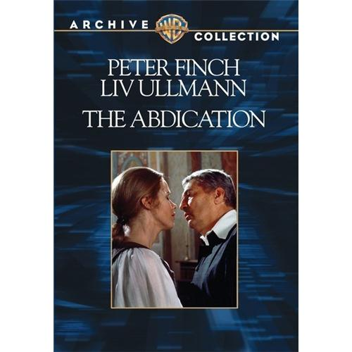 Abdication The DVD Movie 1975 - Drama Movies and DVDs