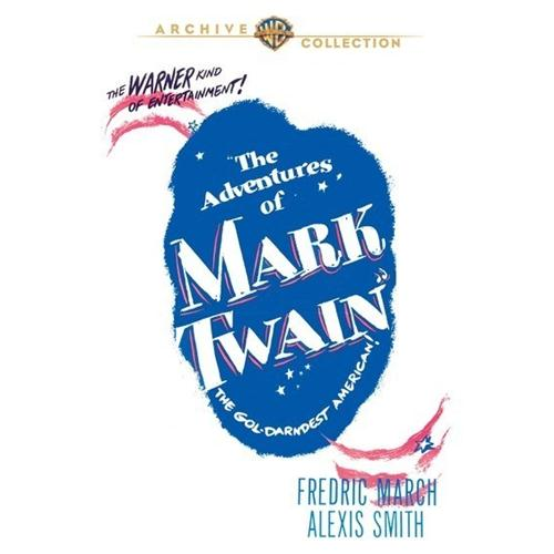 Adventures Of Mark Twain The DVD Movie 1944 - Drama Movies and DVDs
