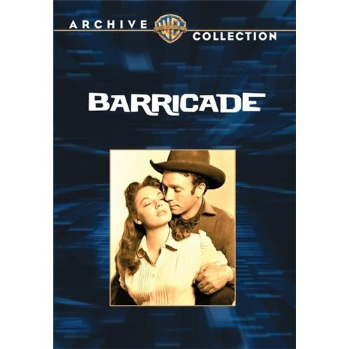 Barricade DVD Movie 1950 - Drama Movies and DVDs
