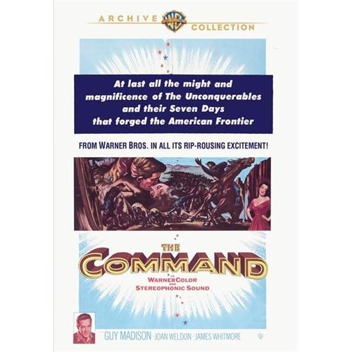 Command, The DVD Movie 1954 883316127100