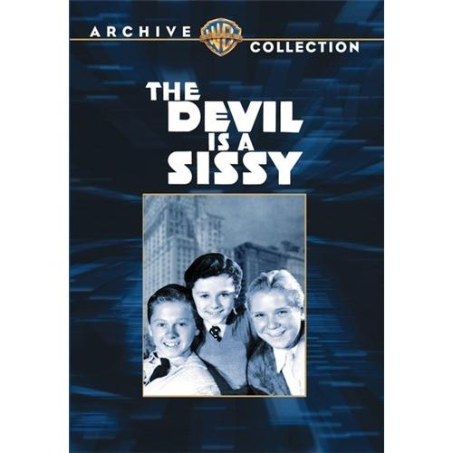 The Devil Is A Sissy DVD Movie 1936 883316127179