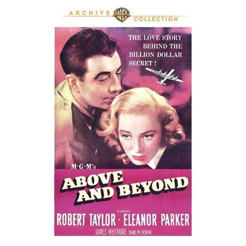 Above And Beyond DVD Movie 1952 - Drama Movies and DVDs