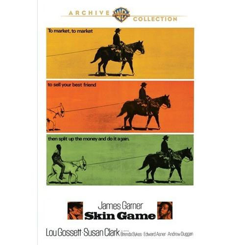 Skin Game DVD Movie 1971 - Comedy Movies and DVDs
