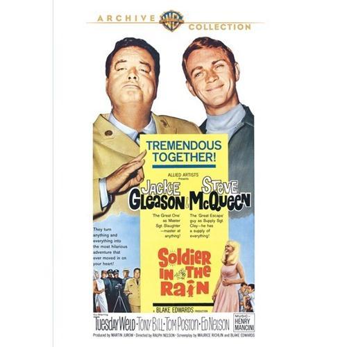 Soldier In The Rain DVD Movie 1963 883316174302
