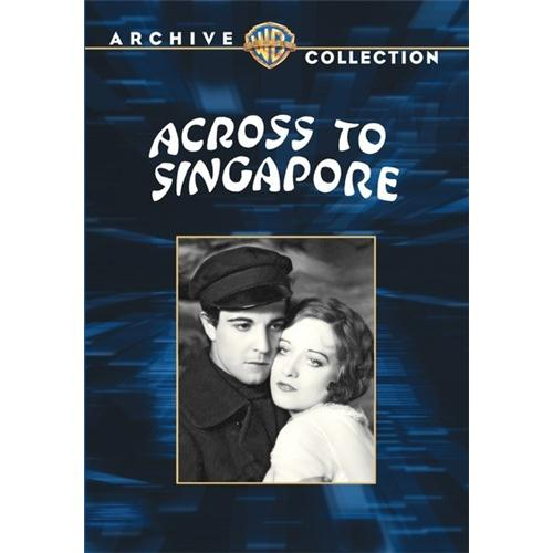 Across To Singapore DVD Movie 1928 - Drama Movies and DVDs