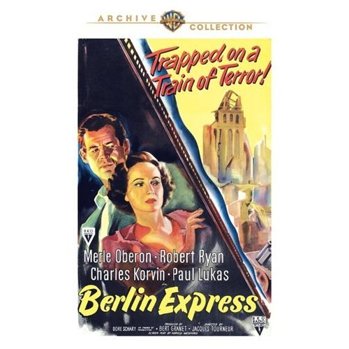 Berlin Express (1948) DVD Movie 1948 - Drama Movies and DVDs