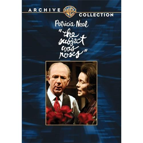 Subject Was Roses, The DVD Movie 1968 - Drama Movies and DVDs