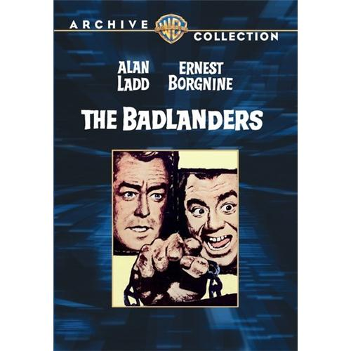 Badlanders The DVD Movie 1958 - Drama Movies and DVDs