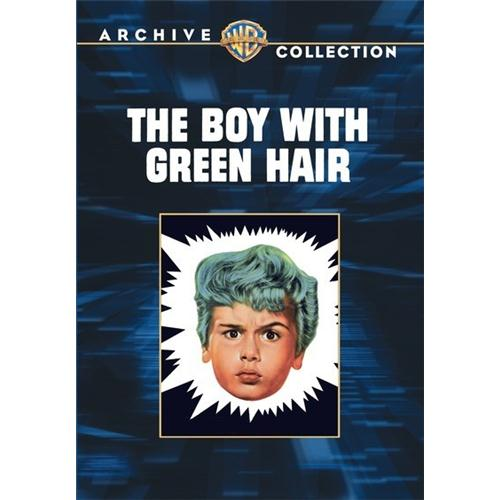 Boy With Green Hair The DVD Movie 1949 883316225158