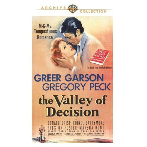 Valley Of Decision, The DVD Movie 1945 - Drama Movies and DVDs