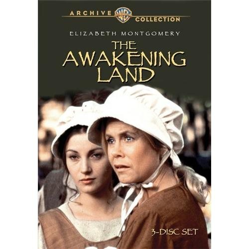 Awakening Land The (1978 TV) DVD Movie 1978 883316228517