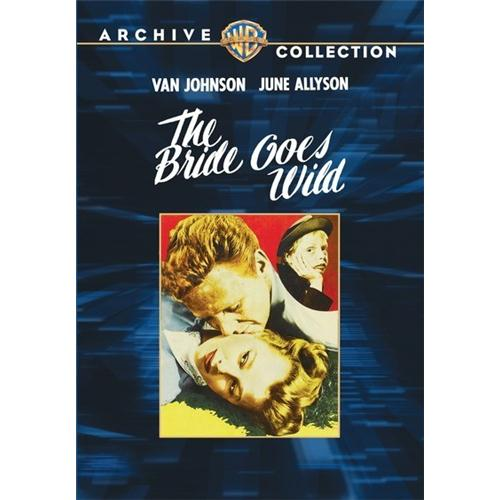 Bride Goes Wild The (1948) DVD Movie 1948 - Comedy Movies and DVDs