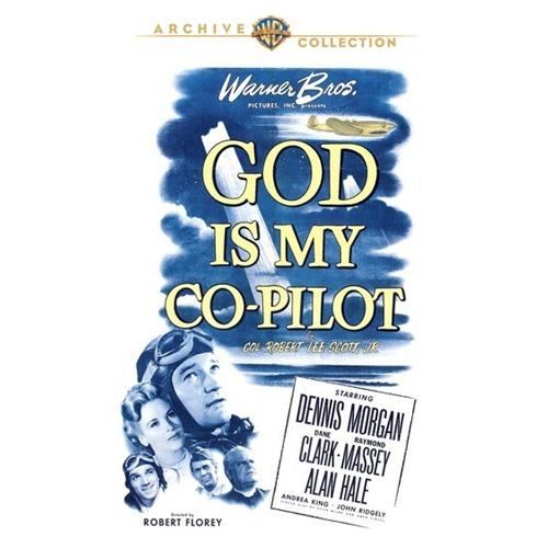 God Is My Co-Pilot DVD Movie 1945 8.83316E+11
