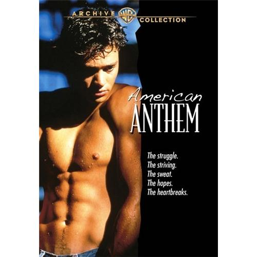 American Anthem DVD Movie 1987 883316236666