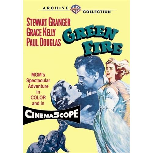 Green Fire DVD Movie 1954 - Drama Movies and DVDs