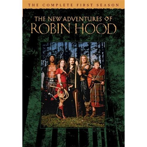 New Adventures Of Robin Hood, The S1 (1997)(4 Disc Set) DVD Movie 1997 8.83316E+11