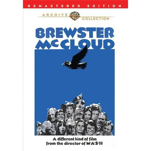 Brewster Mccloud DVD Movie 1970 - Comedy Movies and DVDs