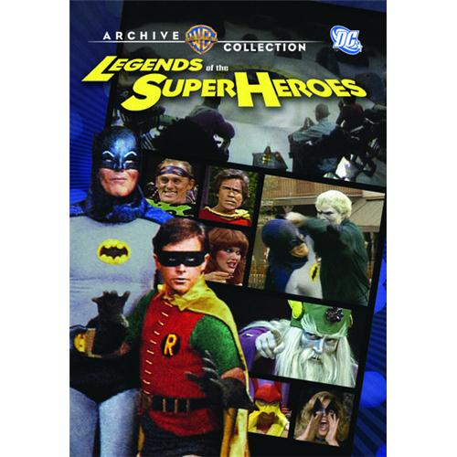 Legends Of The Super Heroes (1979) DVD Movie 1979 883316267714
