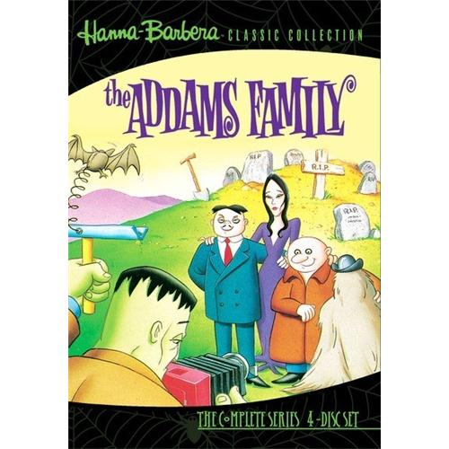 Adams Family S1 DVD Movie 1973 - Animation Movies and DVDs