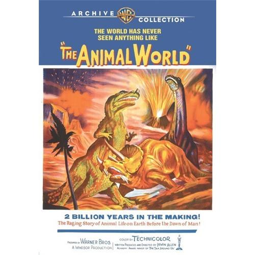 Animal World The (1956) DVD Movie 1956 883316276099