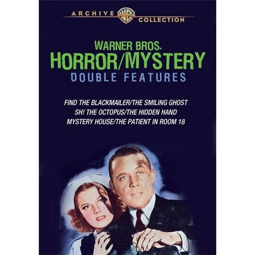 Wb Horror Mystery Double Features - 6 Moviesres (3 Disc Set) DVD Movie 1937-43 - Drama Movies and DVDs