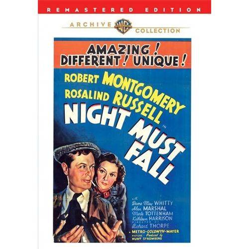 Night Must Faller] DVD Movie 1937 - Mystery and Suspense Movies and DVDs