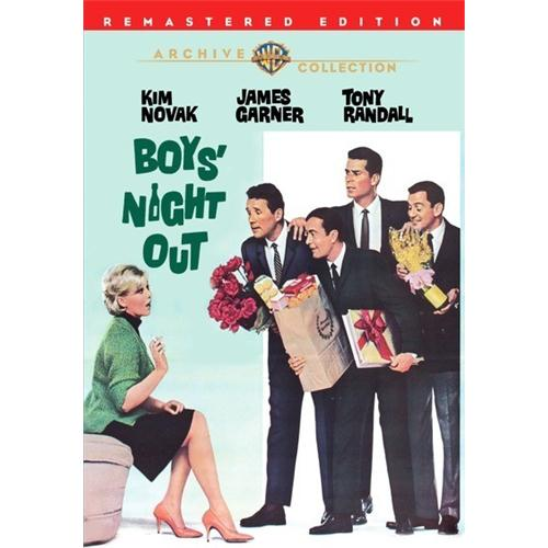 Boys Night Out DVD Movie 1962 - Comedy Movies and DVDs