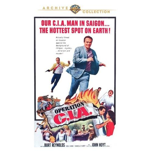 Operation C.I.A. (1965) DVD Movie 1965 883316312186