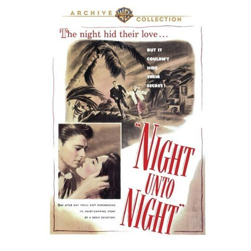 Night Unto Night (1949) DVD Movie 1949