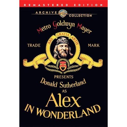 Alex In Wonderland DVD Movie 1970 - Comedy Movies and DVDs