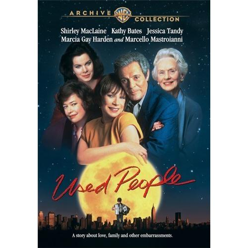 Used People DVD Movie 1992 - Comedy Movies and DVDs