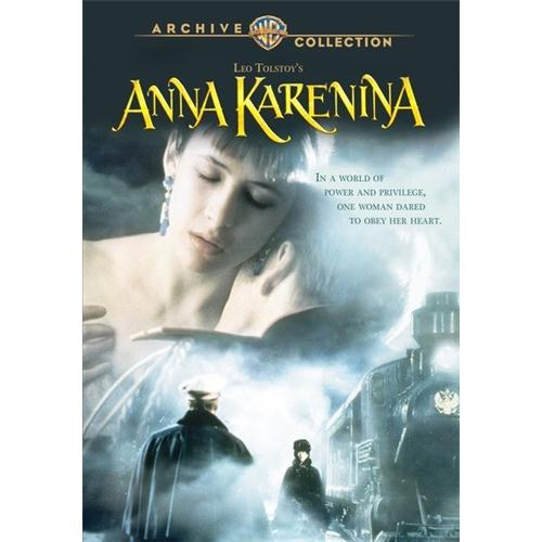 gifts and gadgets store - Anna Karenina, Leo Tolstoys DVD Movie 1997 - Drama - Movies and DVDs