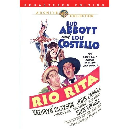 Rio Rita (1942) DVD Movie 1942 - Music Video and Concerts Movies and DVDs