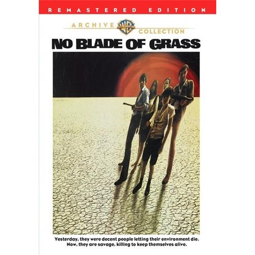 No Blade Of Grass DVD Movie 1970 - Science Fiction Fantasy Movies and DVDs