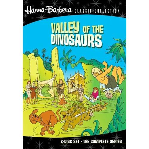 Valley Of The Dinosaurs(2 Disc Set) DVD Movie 1974-75 883316332054