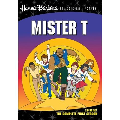 Mister T: The Complete First Season (Animated Series)Eason (2 Disc Set) DVD Movie 1983-84 883316333105
